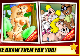Nude Famous Toons