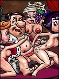 Flintstones Sex Orgy