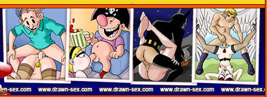 Drawn Sex Famous Toons Fucking