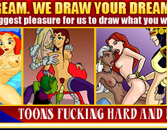 Famous Dirty Cartoons
