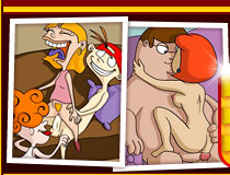 Adult Famous Cartoons