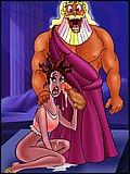 Hercules Toon Porn