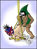 Mucha Lucha Adult Cartoons