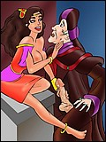 Hunchback of Notre Dame Cartoon Porn