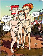 Naked Thornberrys