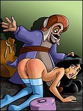 Sexy Jasmine Spunked