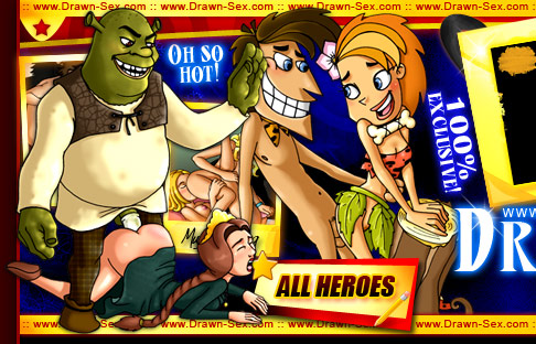 Hot Famous Toons