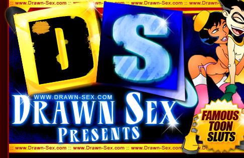 Drawn-Sex Cartoons