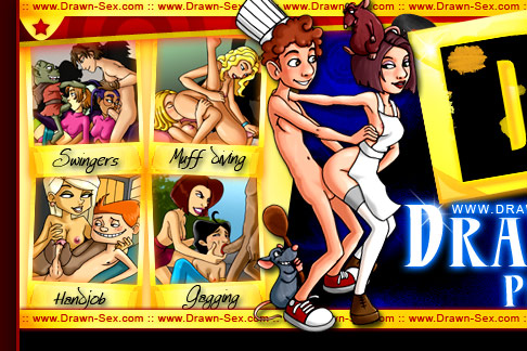 Drawn Sex Famous Toons Porn
