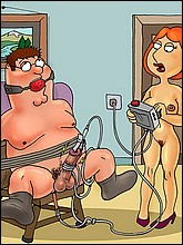 Family Guy Cartoon Sex