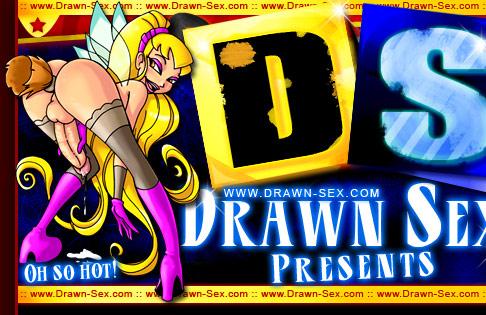 Drawn Toon Porn