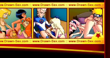 Cartoon Sex Drawings