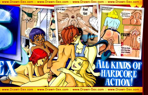 Adult Disney Cartoons