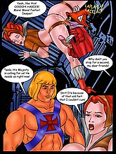 Naughty He-Man Cartoons