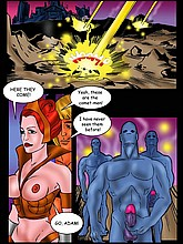 Cartoons Adult Comics