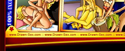 Naked Disney Cartoons