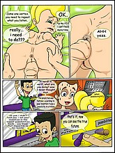 Adult Jimmy Neutron Comics And Cartoons