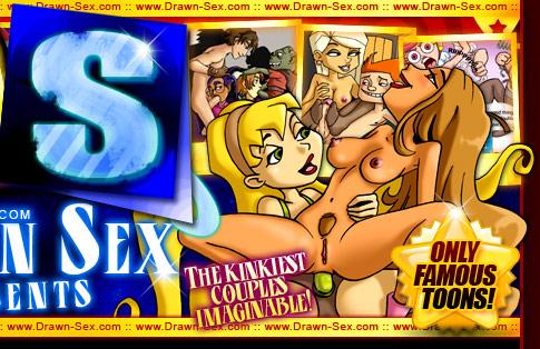 Famous Cartoon Sex
