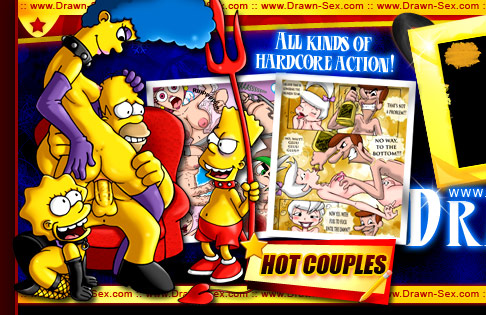 Simpsons Family SexPArty