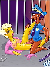 Adult Simpsons Cartoons