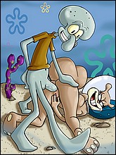 SpongeBob Drawn Porn