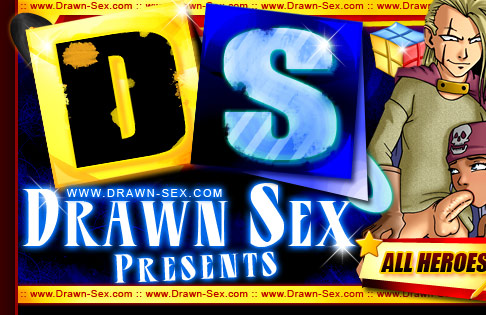 Drawn-Sex Adult Cartoons