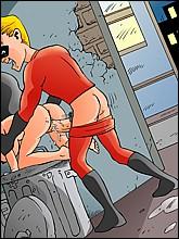 Horny Dach Fucks Naked Edna
