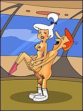Horny George Fucks Sexy Judy