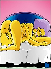 Sexy Lisa Lesbian Sex
