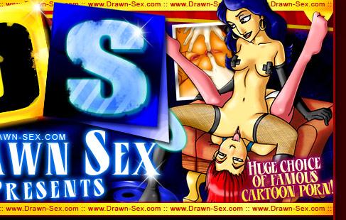 Famous Cartoon Lesbian Sex