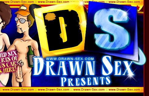 Drawn Sex Famous Toons Having Sex