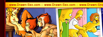 Cartoon Anal Sex