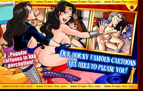 Famous Drawn Porn