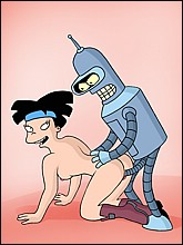 Naked Amy Fucked By Bender