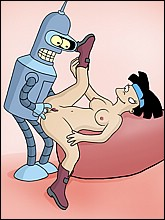 Sexy Amy Fisted By Bender