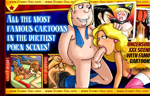 Hot Cartoon Fucking