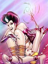 Cinderella Femdom Cartoons