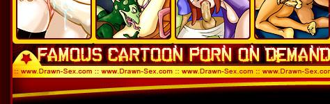 Cartoon Porn On Demand