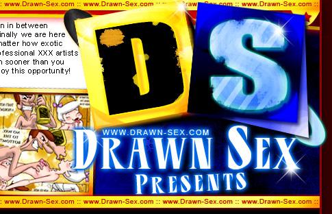 Drawn-sex Comics