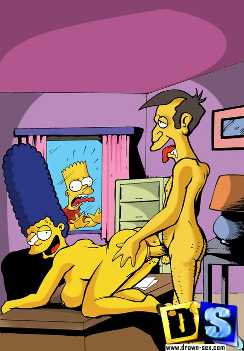 simpsons11 Jaslene Gonzalez of Americas Next Top Model In See Through Outfit