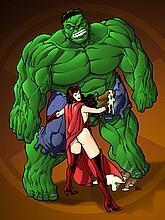 Hulk Drawn Porn