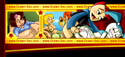 Drawn Cartoon Porn