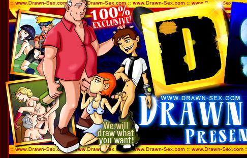 Drawn Sex Adult Cartoons