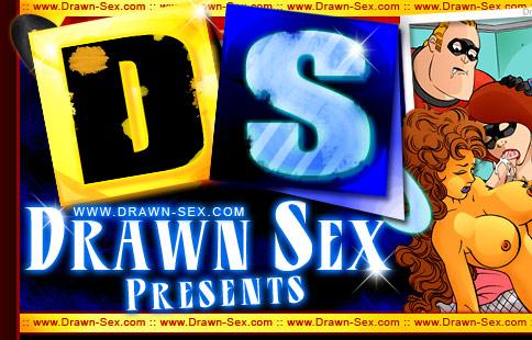 Drawn Sex Toon Porn