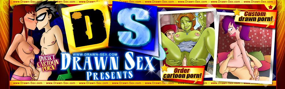Sexy Drawn Porn