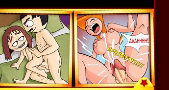 Disney Adult Cartoons