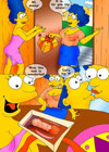 Simpsons Cartoon Porn Pics