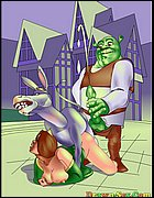 Shrek Drawn Porn