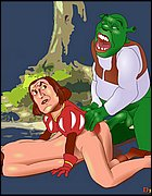 Shrek Porn Cartoons