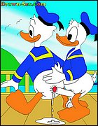 Donald Duck Gay Toons